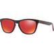 Oakley Frogskins Eclipse Red/Torch Iridium